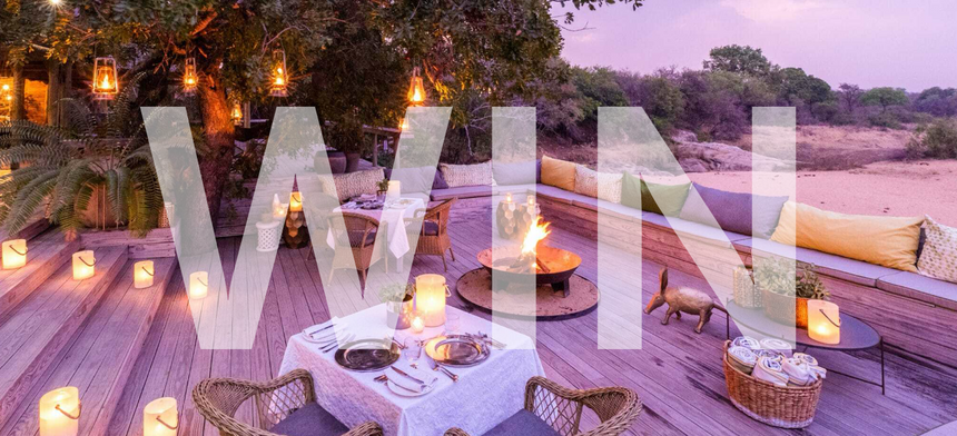 WIN! With Sapmok, Thornybush Game Lodge & Down To The Wire
