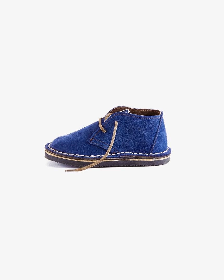 KIDS | Navy Suede