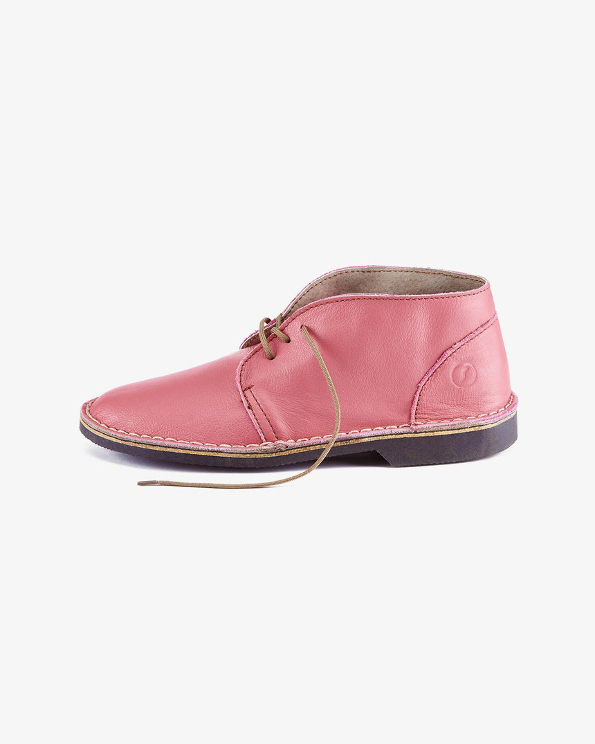 LEONIE | High-Top Full Pink