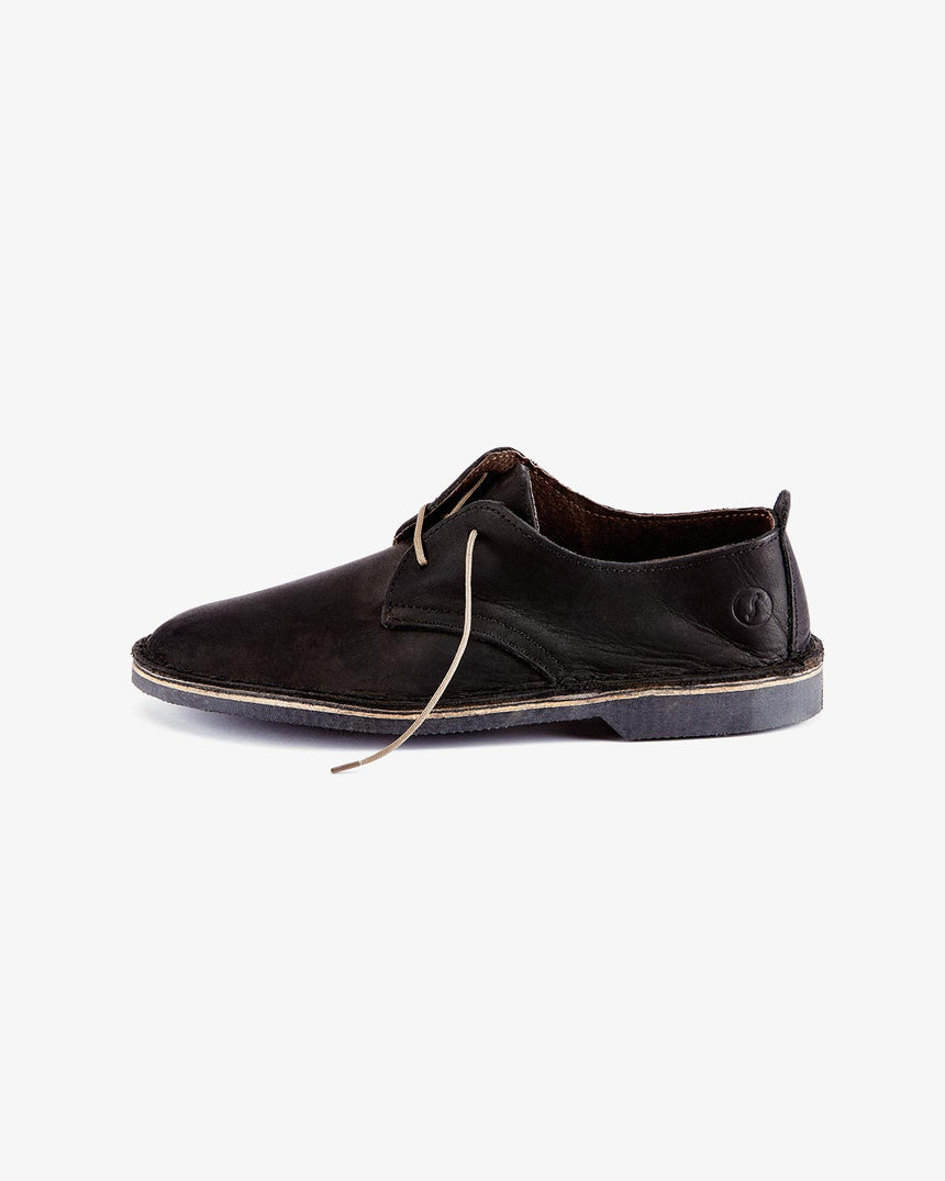 LEONIE | Low-Cut Full Black