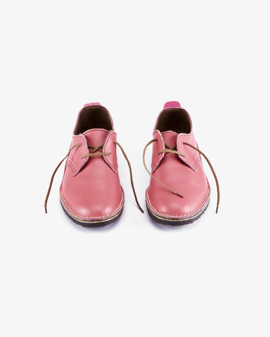 LEONIE | Low-Cut Full Pink