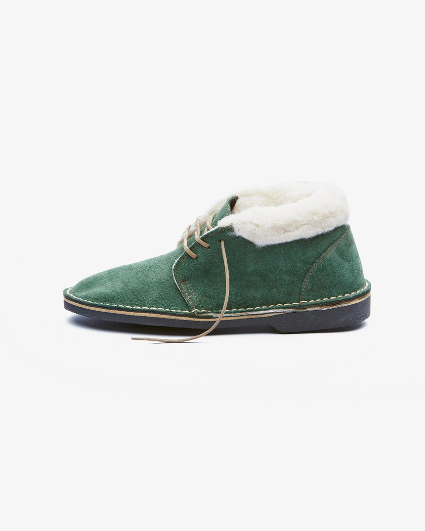 ORIGINAL SHEEP | Green Suede