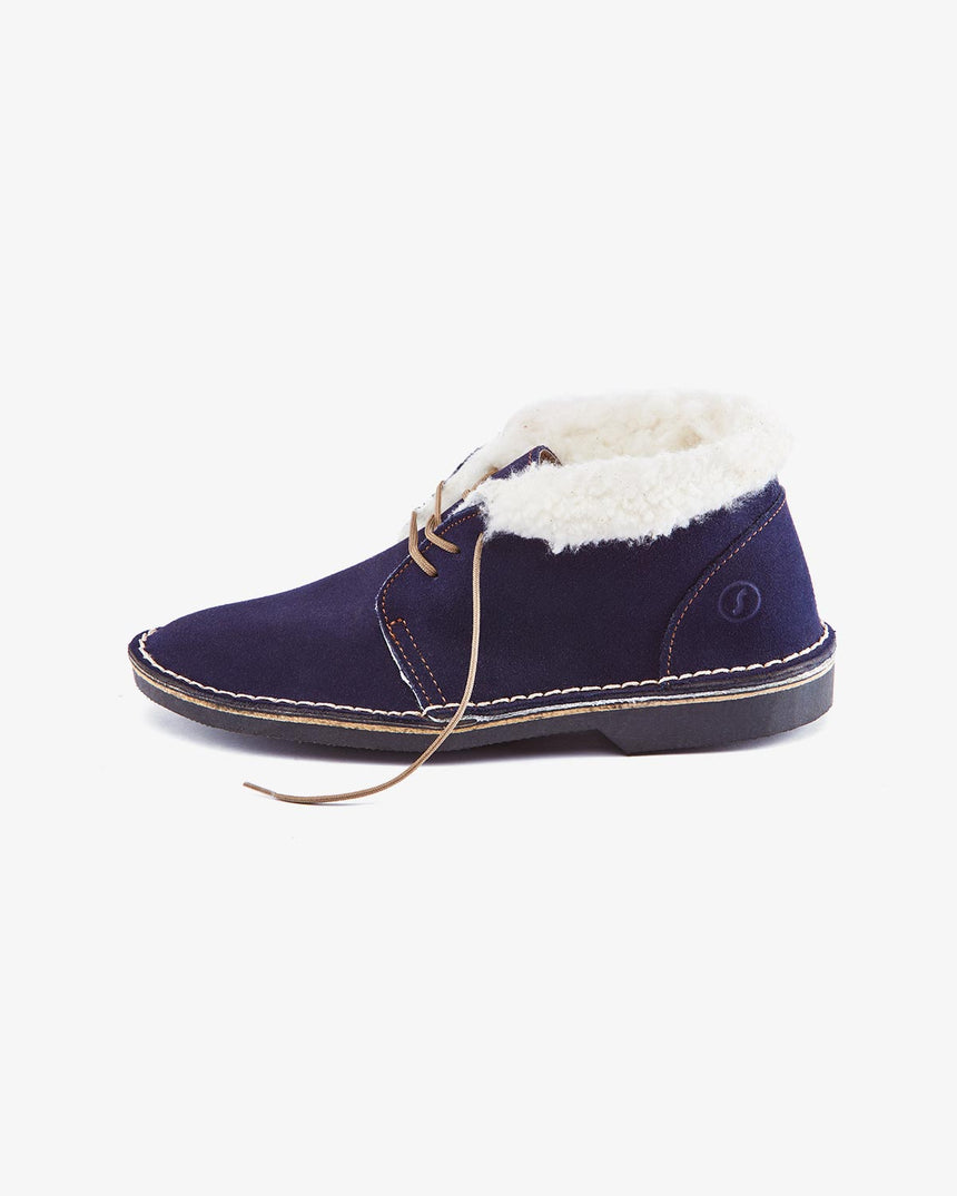ORIGINAL SHEEP | Navy Suede