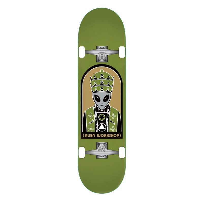 PRIEST GREEN 7.75