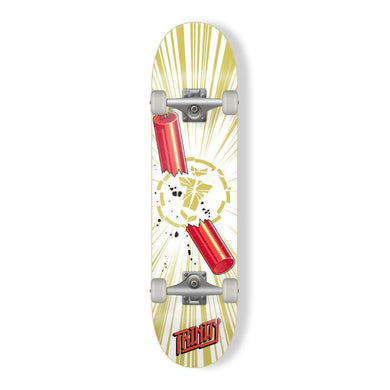 Trinity Complete 8.25 Dynamite (Pro) Complete Skateboard
