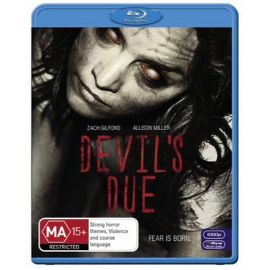 Devil's Due [Region B] [Blu-ray] - Stack The Cards - [variant_title]