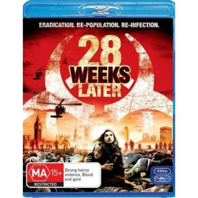 28 Weeks Later [Region B] [Blu-ray] - Stack The Cards - [variant_title]