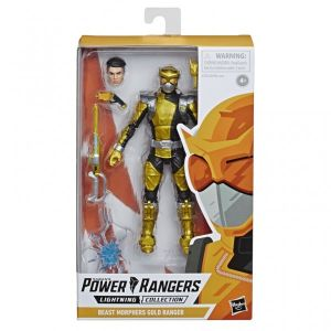 Beast Morphers Gold Ranger Lightning Collection 6