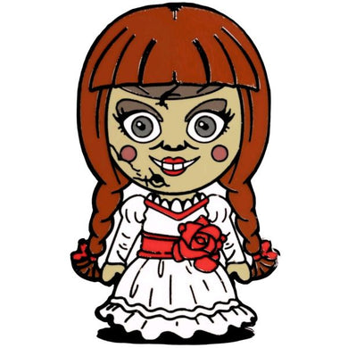 Annabelle Chibi Enamel Pin / Badge