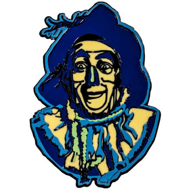 Wizard of Oz - Scarecrow Enamel Pin / Badge