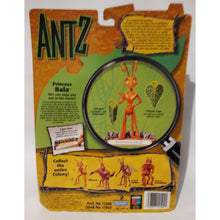 Antz Princess Bala 1998 Playmates Action Figure - Stack The Cards - [variant_title]