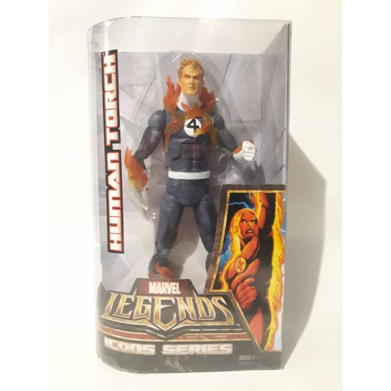 Human Torch Marvel Legends 12