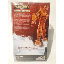 "Human Torch Marvel Legends 12"" Icons Series Action Figure 2006 Hasbro - Stack The Cards - [variant_title]"