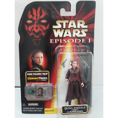 Queen Amidala Naboo Star Wars Episode 1 Action Figure 6750 - Stack The Cards - [variant_title]