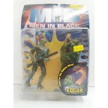 Alien Attack Edgar Men In Black 1997 Galoob Action Figure - Stack The Cards - [variant_title]