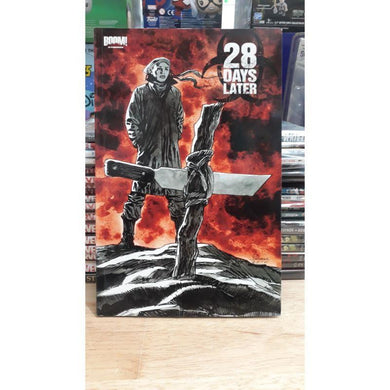 28 Days Later: Ghost Town #5 - Boom! Studios Comic Graphic Novel - Stack The Cards - [variant_title]