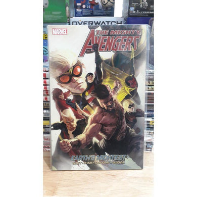 The Mighty Avengers Earth's Mightiest - Marvel Comic Graphic Novel