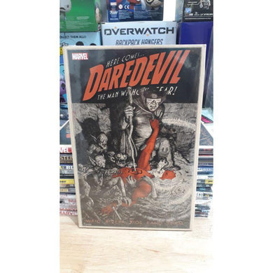 Here Comes... Daredevil The Man Without Fear #2 Hardcover - Marvel Comic Graphic Novel
