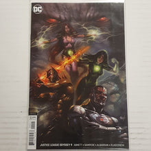 Justice League Odyssey #9 DC Variant Cover Comic