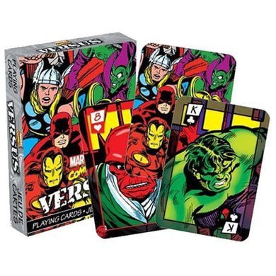 Marvel Comics Versus - Official Playing Cards Aquarius - Stack The Cards - [variant_title]