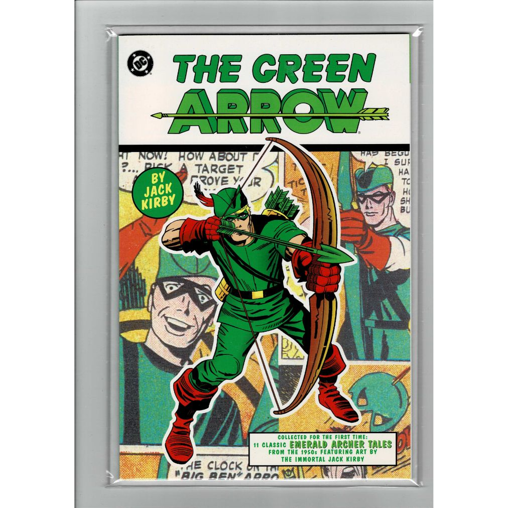 The Green Arrow 11 Classic Emerald Archer Tales Trade Paperback DC Comics Book