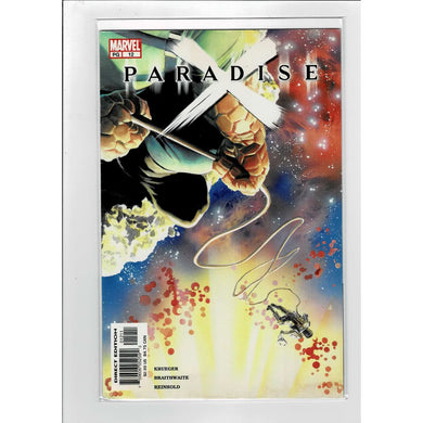 Paradise X #12 Marvel Comics Book
