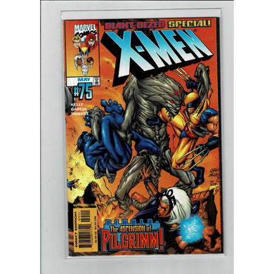 X-Men #75 Giant Sized Special Marvel Comics Book