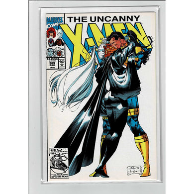 The Uncanny X-Men #289 Marvel Comics Book