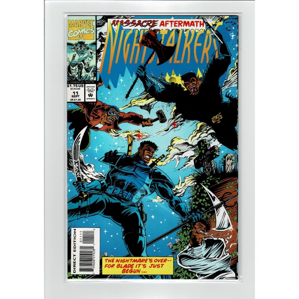 Strikeforce Morituri #11 We Who Are About To Die Marvel Comic Book