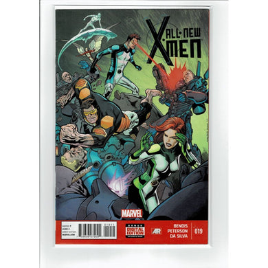 All New X-Men #19  Bendis Marvel Comic Book