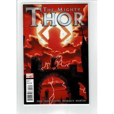 The Mighty Thor #3 Direct Edition Marvel Comic Book