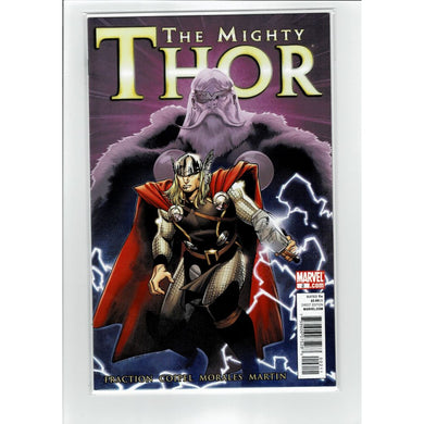 The Mighty Thor #2 Fraction Coipel Morales Martin Marvel Comic Book
