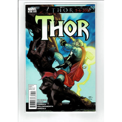 Thor #621 Fraction Ferry  Marvel Comic Book