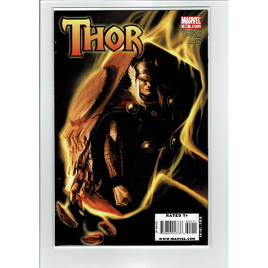 Thor #602 Direct Edition Marvel Comic Book