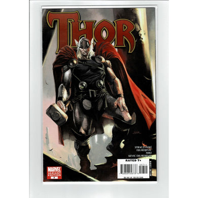 Thor #7 Variant Oliver Coipel Cover Marvel Comic Book
