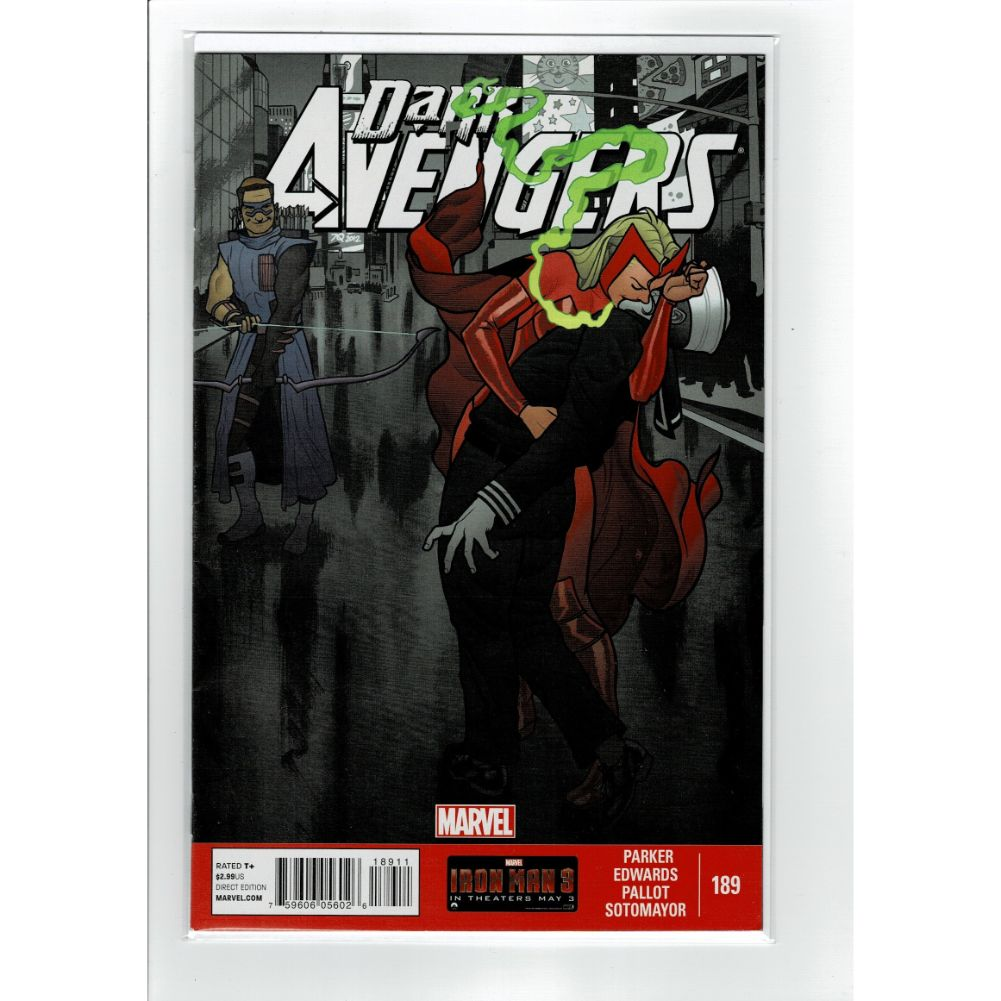 Dark Avengers #189 Marvel Comic Book