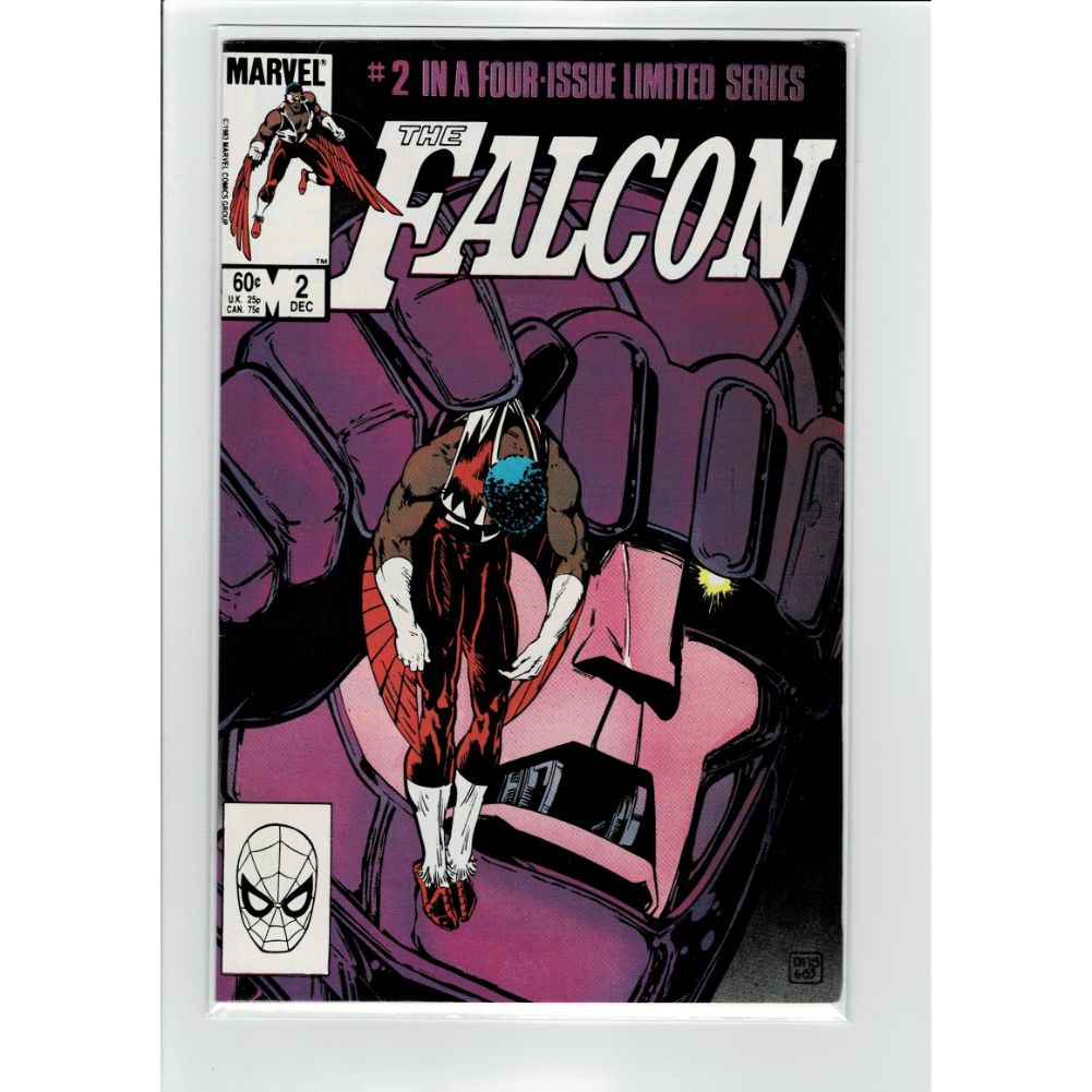 The Falcon #2 Limited Series Marvel Comic Book