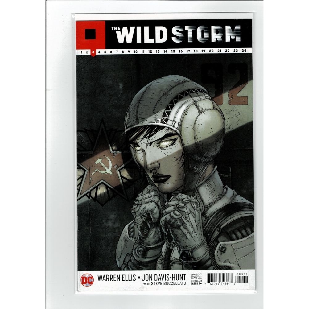The Wildstorm #3 DC Comics Book