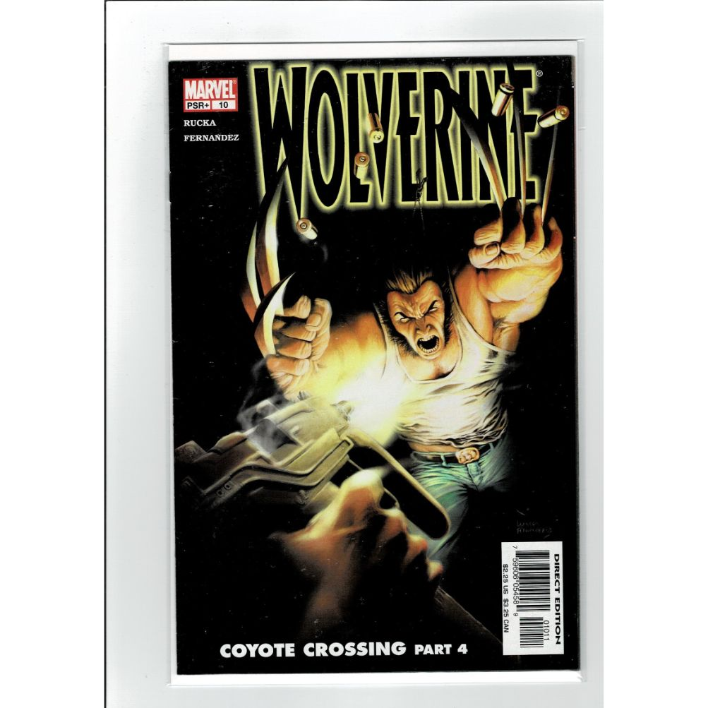 Wolverine #10 Marvel Comics Book