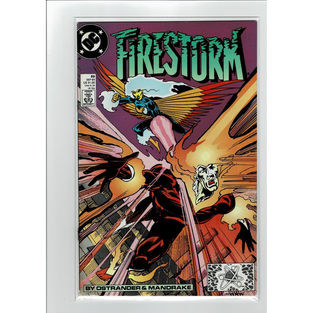Firestorm #89 DC Comics Book