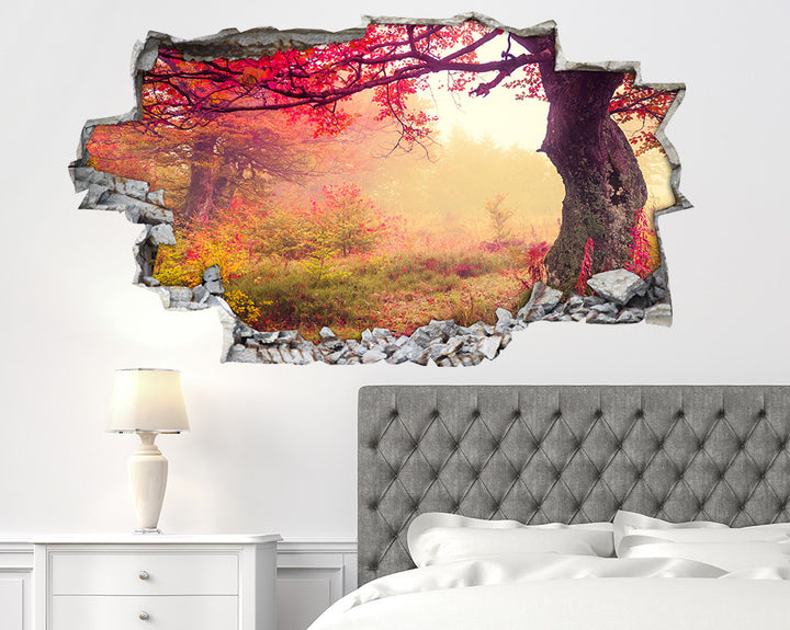 Blossom Nature Tree Bedroom Decal Vinyl Wall Sticker A137