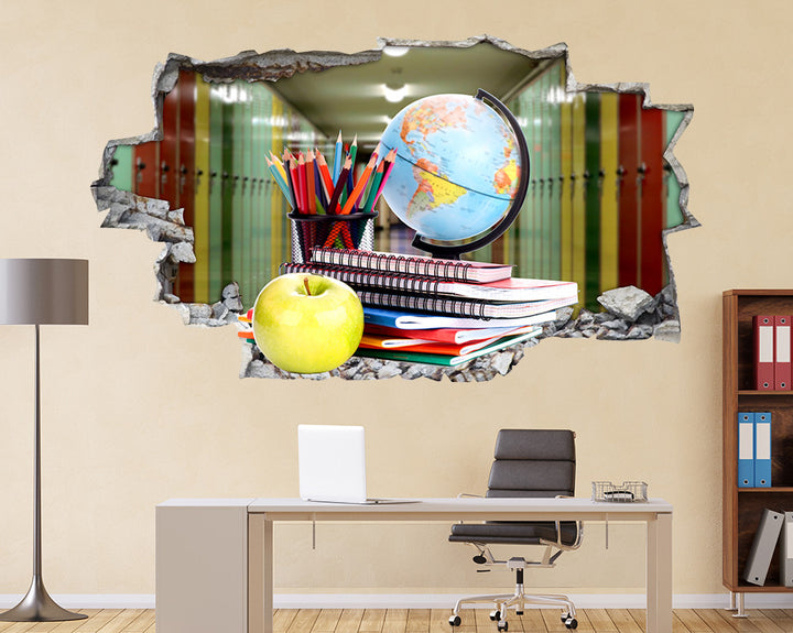 Learning Education Classroom Decal Vinyl Wall Sticker Q931