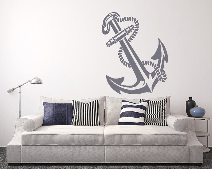 Anchor Decal Vinyl Wall Sticker