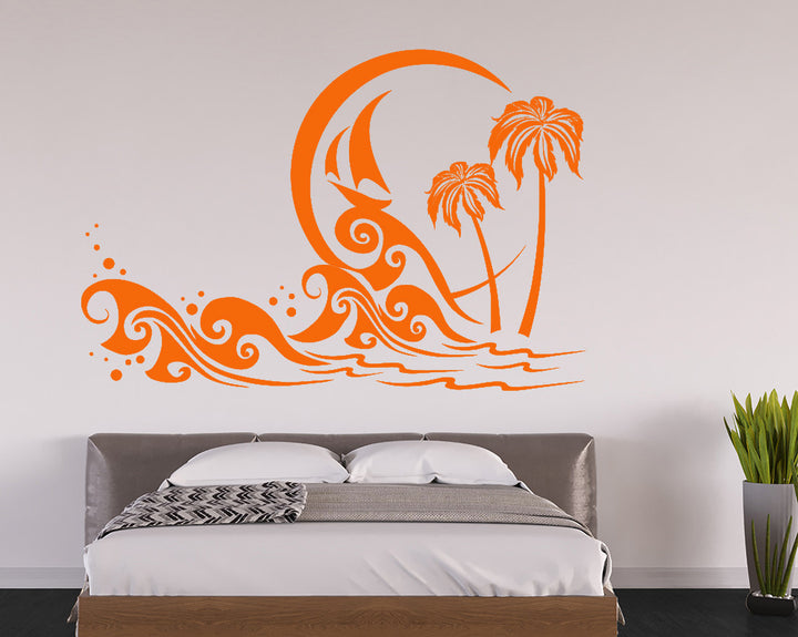 Holiday Decal Vinyl Wall Sticker