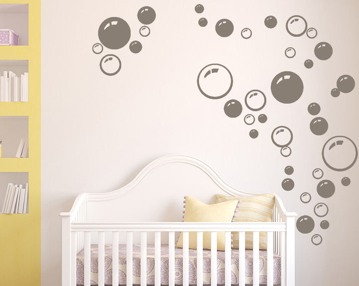 Bubble Decal Vinyl Wall Sticker