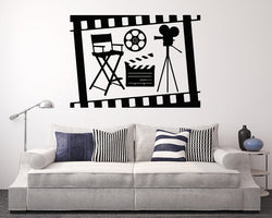 Movie Decal Vinyl Wall Sticker