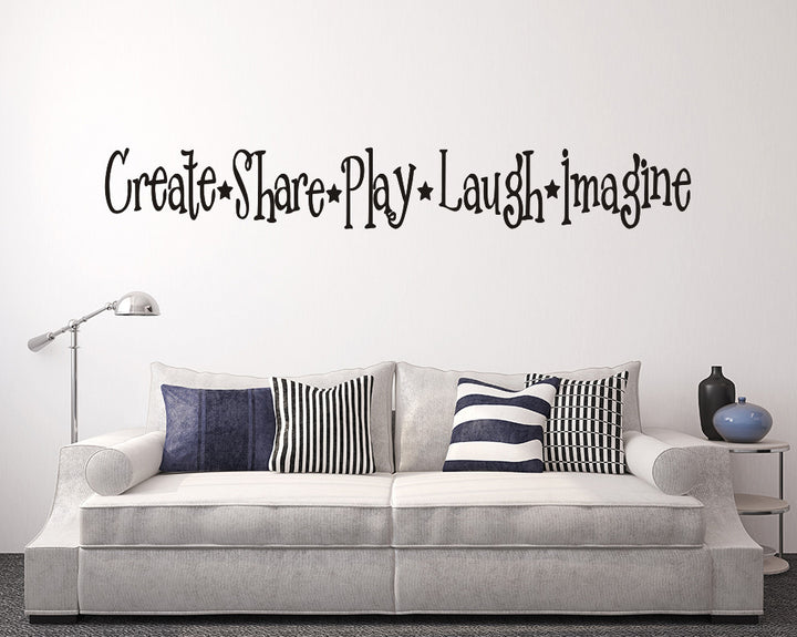 Creative Decal Vinyl Wall Sticker