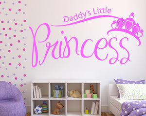 Princess Decal Vinyl Wall Sticker