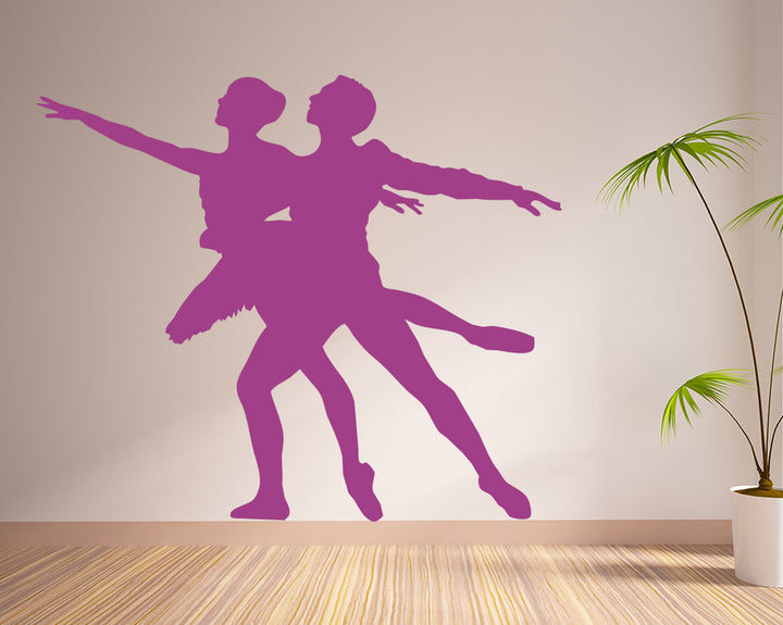 Dance Decal Vinyl Wall Sticker