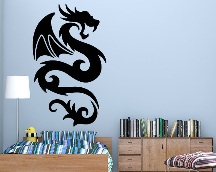 Dragon Decal Vinyl Wall Sticker